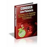 Coupon for conquer low platelets