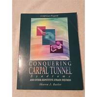 Conquering carpal tunnel syndrome secrets