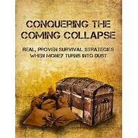 Conquering the coming collapse discount code