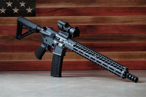 Construct A Sniper Rifle