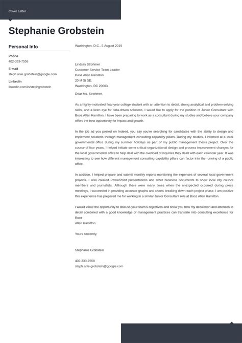The 9 Best Cover Letter Examples: What They Got Right