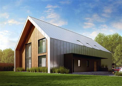 contemporary barn house plans.aspx Image
