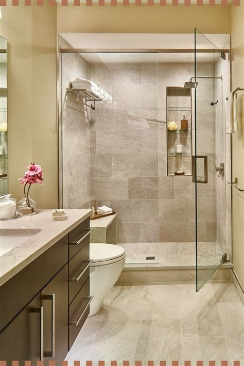 Contemporary Bathroom Designs For Small Spaces