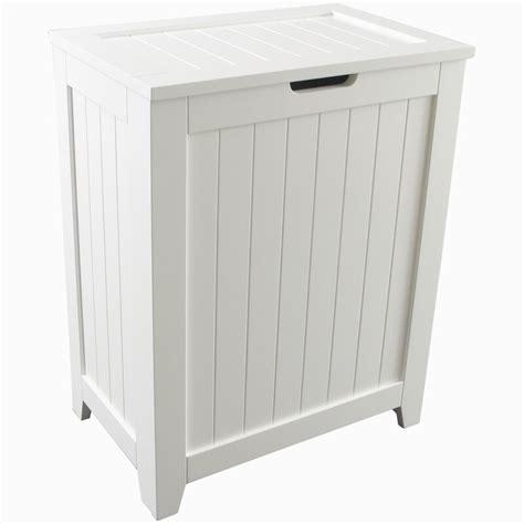 Contemporary Cabinet Laundry Hamper
