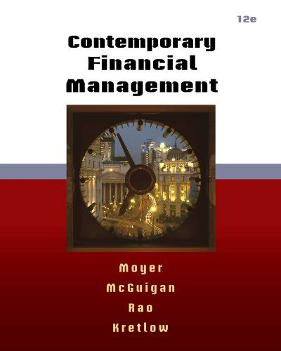 Contemporary Financial Management 12th Edition Pdf Free