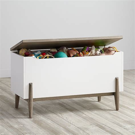 Contemporary toy box Image