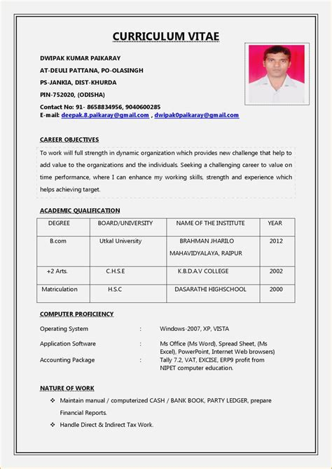 Contoh Resume Network Engineer Template For Resume Header