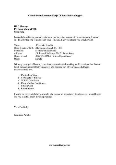 Contoh Cover Letter Untuk Kerajaan Writing A Modern Cv