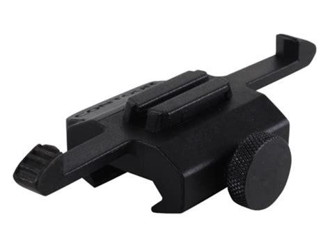 Contour Picatinny Rail Gun Metal Mount