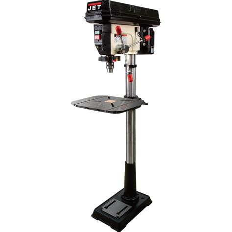 Convert Bench Drill Press To Floor And Automatic Clay Thrower For Sale