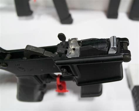 Converting Ar 15 Lower To 9mm Glock Magazine