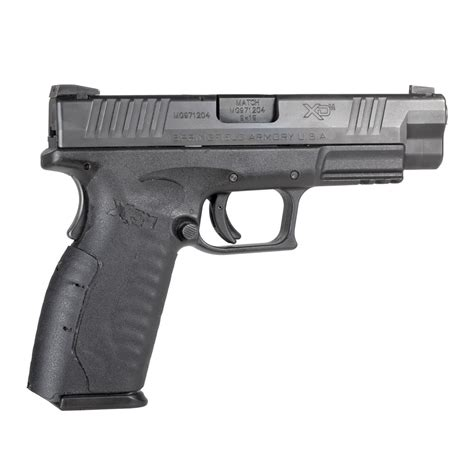 Converting Springfield Xd 40 To 357 Sig