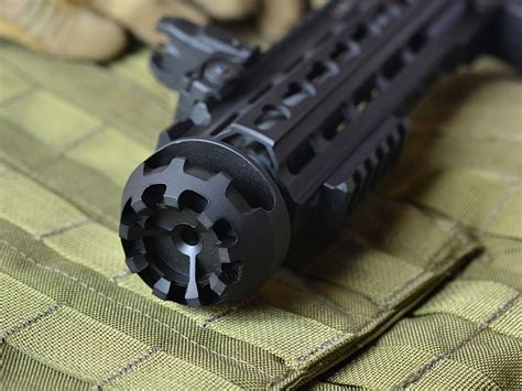 Cookie Cutter Comp Flush With Handguard