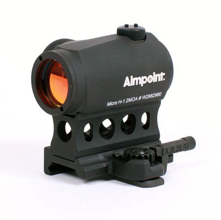 Cool Price Aimpoint Micro H 1 2 Moa With A R M S 31