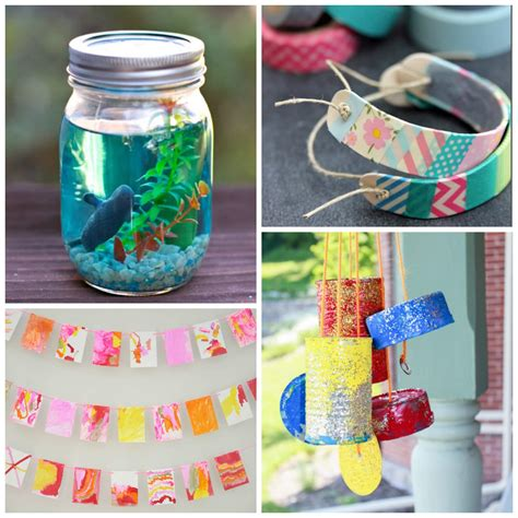Cool arts and crafts for kids Image