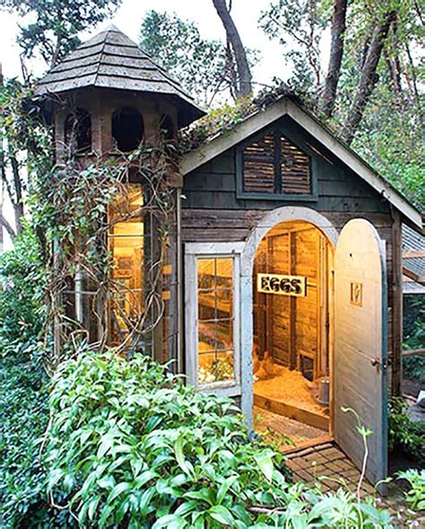 Cool chicken coops Image