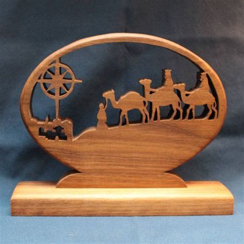 Cool Easy Scroll Saw Patterns For Guys Image