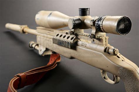 Cooper Sniper Rifle