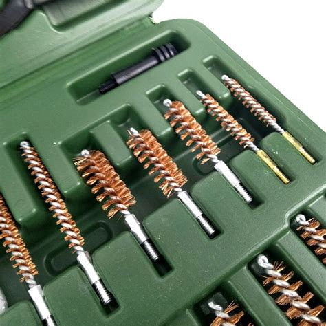 Copper Brush Gun Cleaning And 6mm Br Ammunition