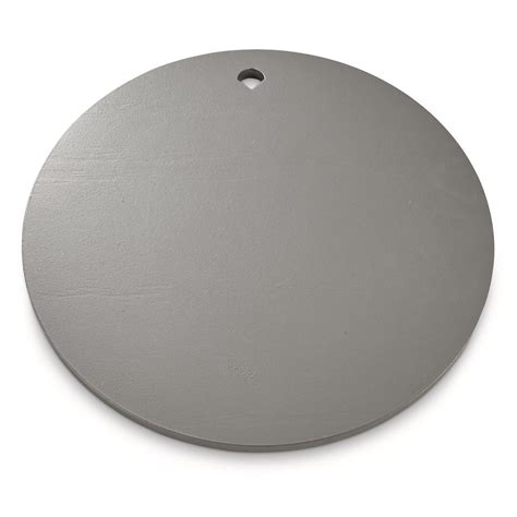 Copper Ridge 3 8 Ar500 Hardened Steel Plate Round