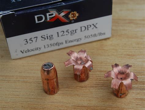 Corbon Dpx Ammo Review