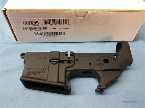 Core 15 Lower Receiver