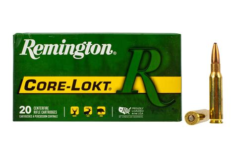 Corelokt Remington