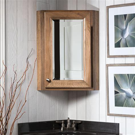 Corner Bathroom Medicine Cabinet
