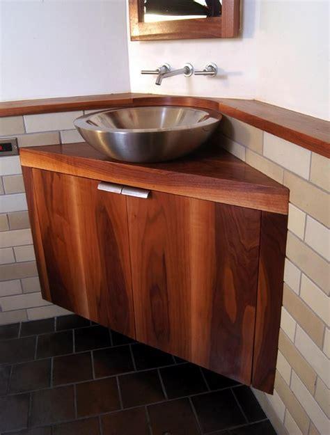 Corner Bathroom Sink Cabinets