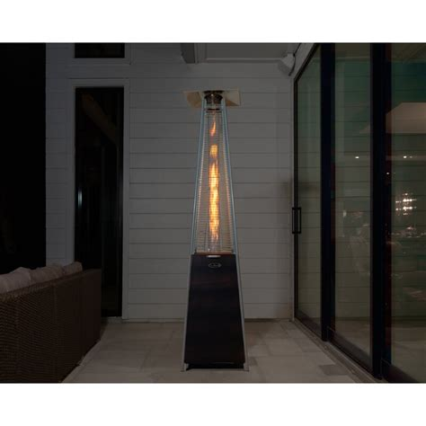 Coronado Pyramid Flame 40,000 BTU Propane Patio Heater
