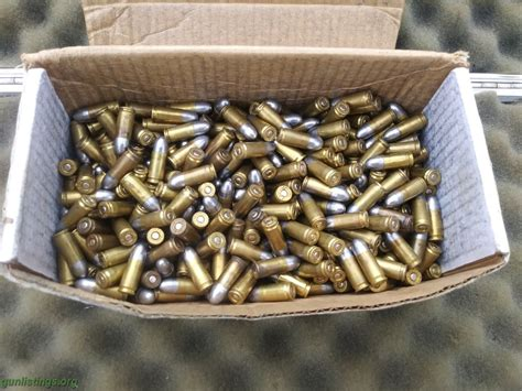 Cost To Reload 9mm Ammo