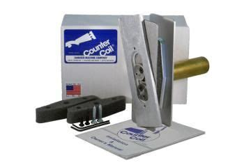 Counter Coil Unit With Recoil Pad Adjuster Kit Danuser