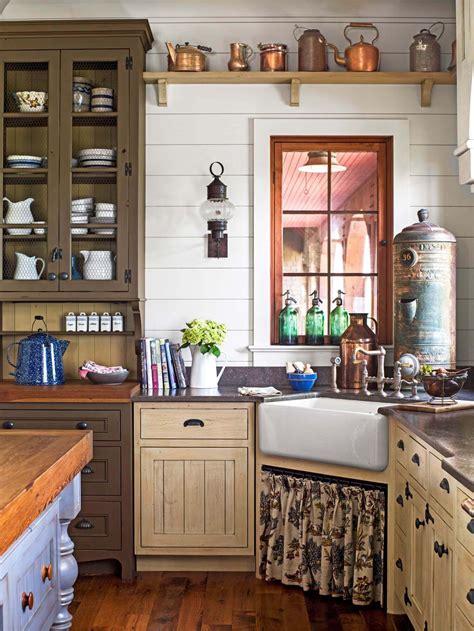 Country Antique Kitchen Ideas