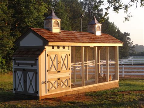 Country Living Chicken Coop Plans