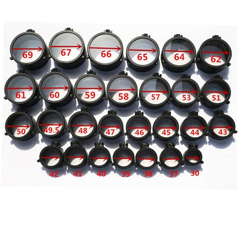 Covers Objective Lens Cover