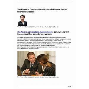 Covert hypnosis exposed is it real?
