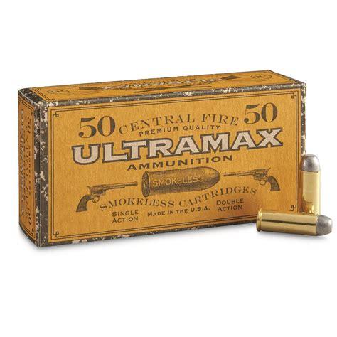Cowboy Ammo 45 For Lower Velocity Bulk Sale