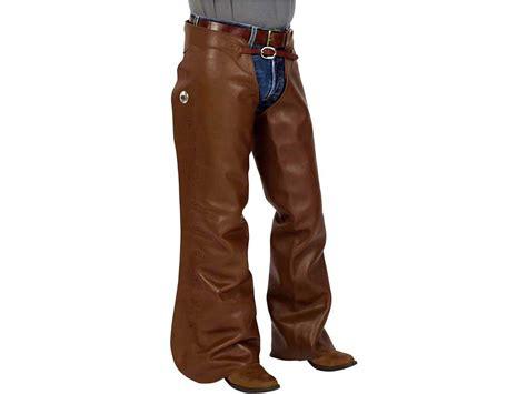 Cowboy Basic Shotgun Chaps