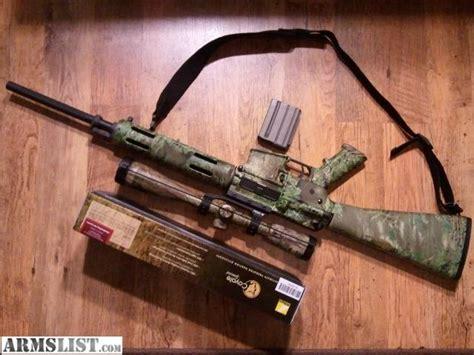 Coyote Hunting 223 Rifle