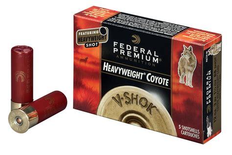 Coyote Hunting Ammo Shotgun