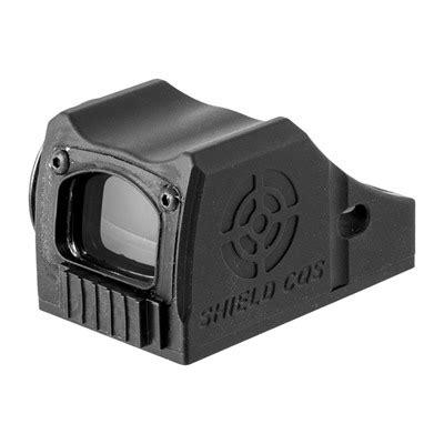 Cqs Moa W 65moa Ring Red Dot Sight Shield Sights Ltd Low