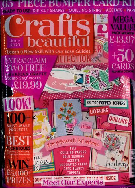 Craft magazines uk Image