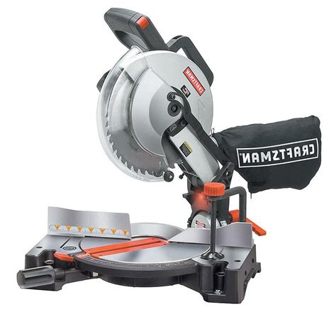 craftsman 10 inch miter saw with laser pdf manual