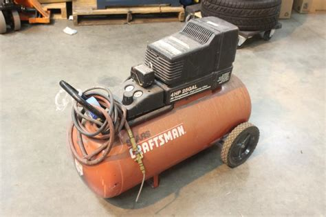craftsman 4hp 25 gallon air compressor price pdf manual