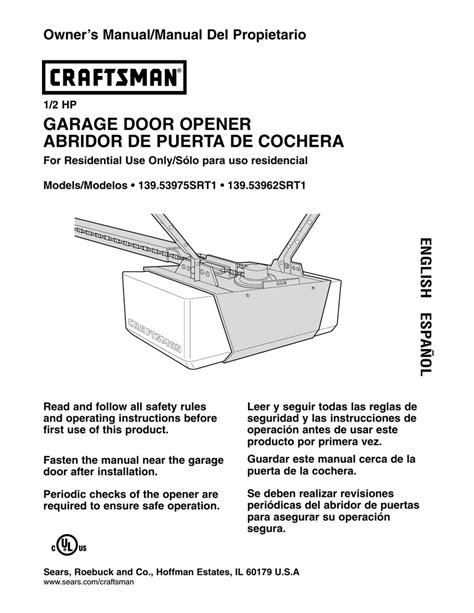 Craftsman Garage Door Opener Manual 41a5021 Make Your Own Beautiful  HD Wallpapers, Images Over 1000+ [ralydesign.ml]