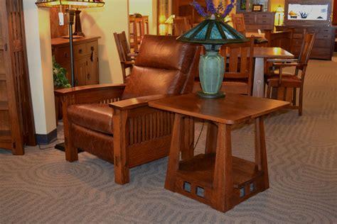 Craftsman mission furniture Image