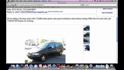 Craigslist Colorado Springs Garage Sales Make Your Own Beautiful  HD Wallpapers, Images Over 1000+ [ralydesign.ml]
