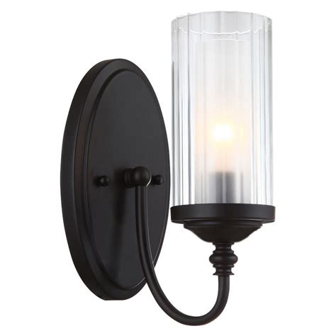 Crainville 1-Light Wall Sconce