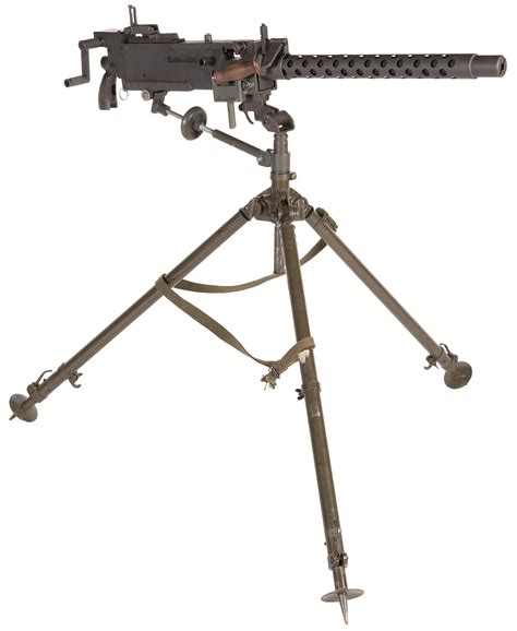 Crank Action Rifle
