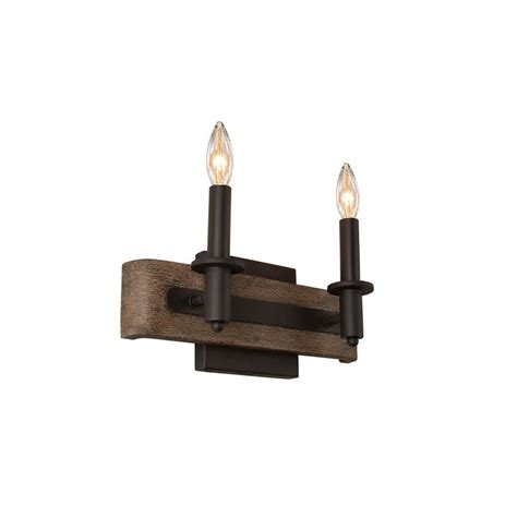 Cranmer Farmhouse 2-Light Vanity Light